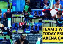 Big brother naija week 7 arena game
