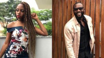 Gedoni and Khafi unfollow each other as he hangs out with his 'girlfriend'