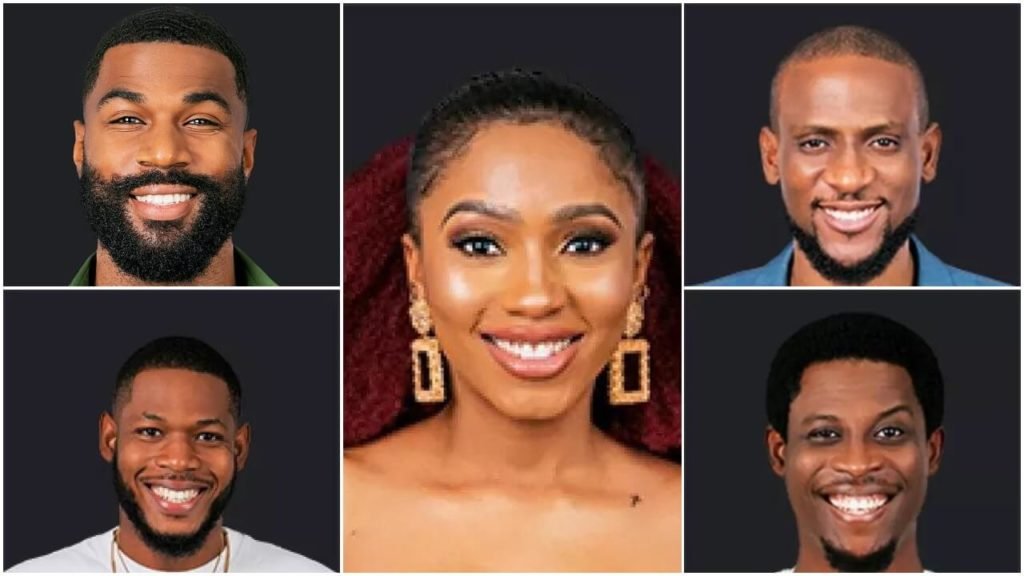 BBNaija 2019 Finalists : Top 5 housemates