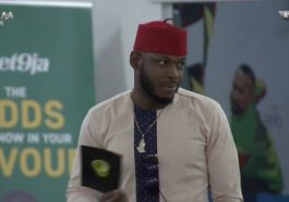 Bbnaija Ultimate Veto Power Game of Chance