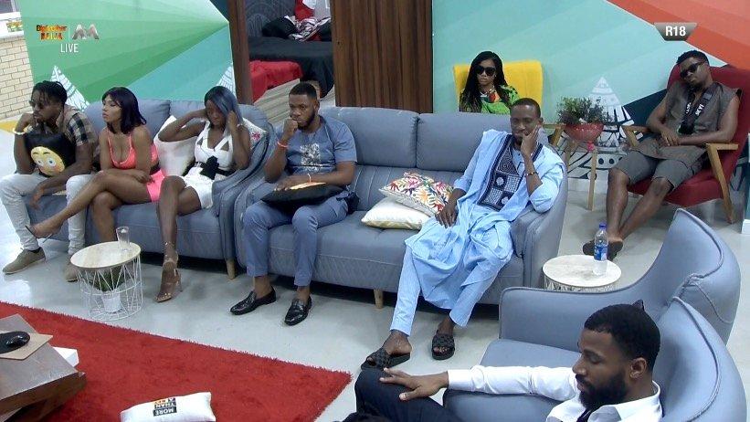 Big Brother Naija Remaining Contestants