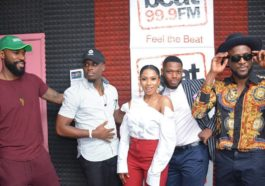bbnaija finalist media tour