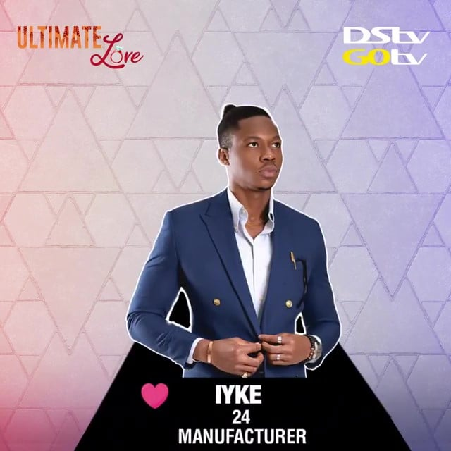 iyke - ultimate love
