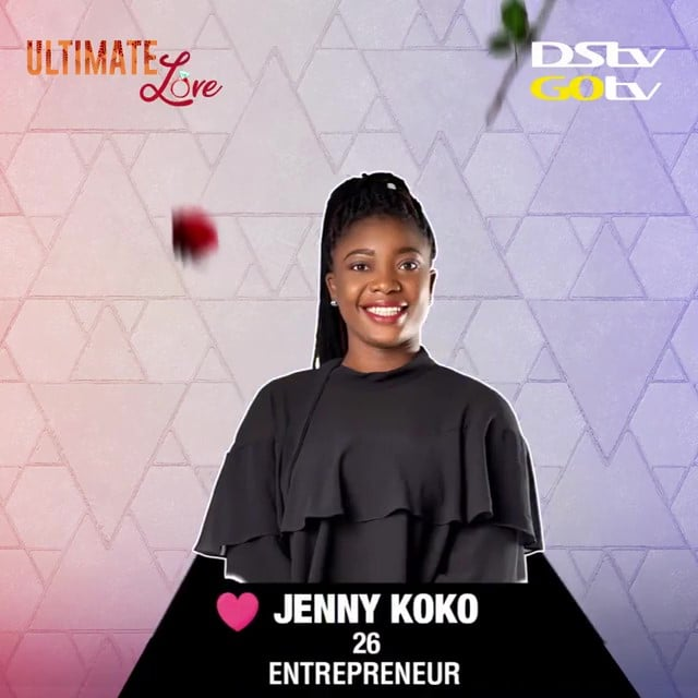 Jenny Koko ultimate love