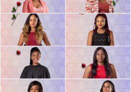 8 female Ultimate love housemates