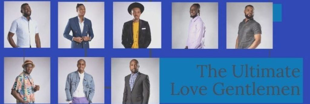 Ultimate Love Housemates - The Gentlemen