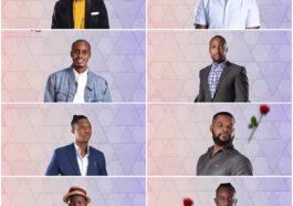 8 male Ultimate love housemates