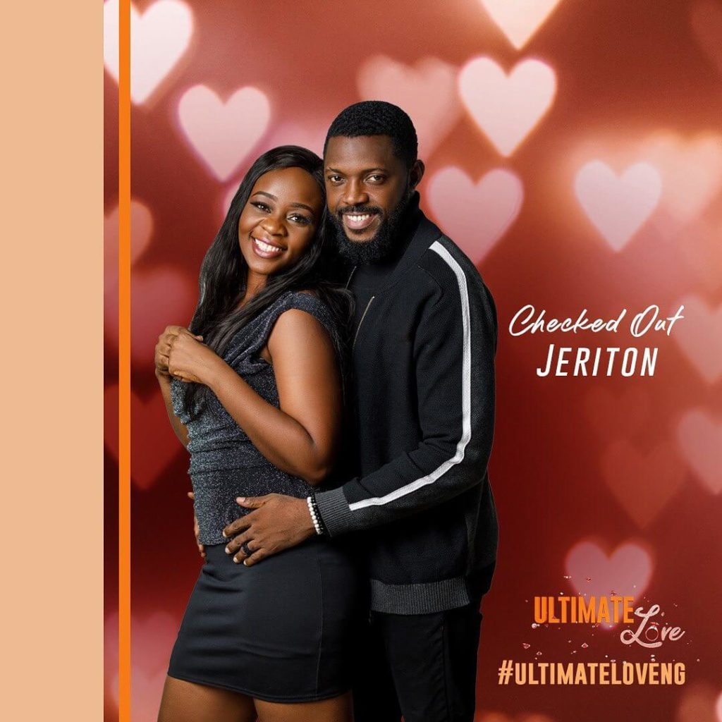 Jeriton ultimate love Couple