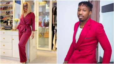 Mercy Eke And Ex-Boyfriend Ike Onyema Snub Each Other