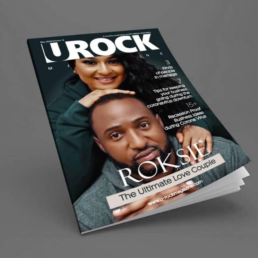 roksie u-rock magazine