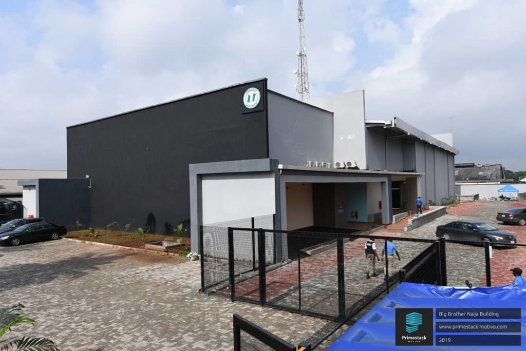 Exclusive Photos from Big Brother Naija House located in Nigeria