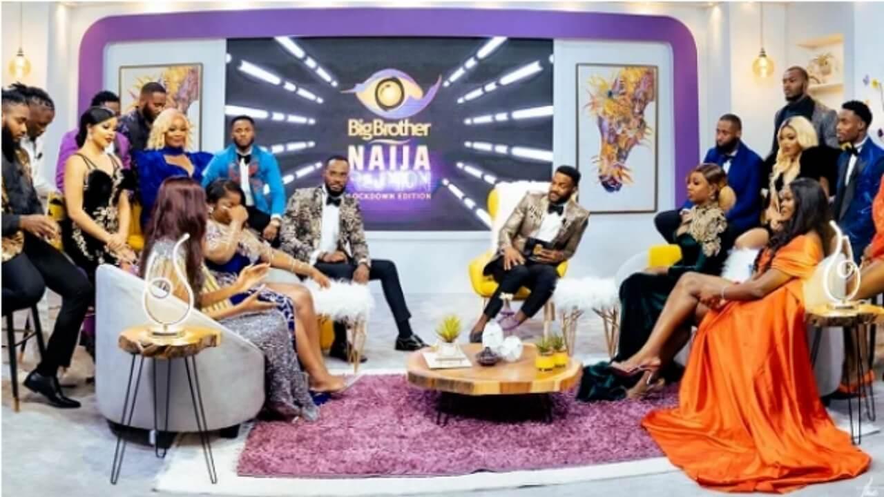 Big Brother Naija 2021 Reunion Full Episode (Video) - Big ...